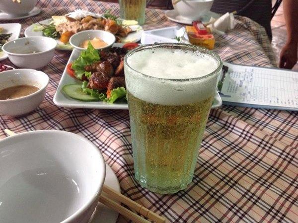 quán bia hơi ngon Hà Nội