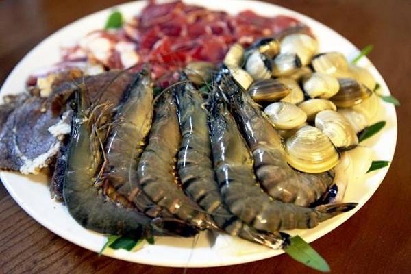 nhà hàng hải sản hà nội