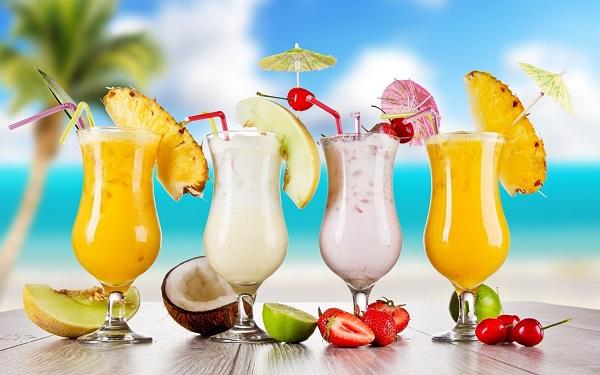 Nắng nóng thì uống gì cho hợp?