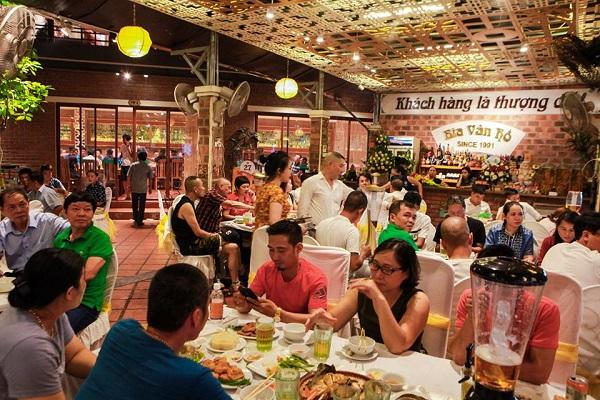 Nhà hàng bia hơi Hà Nội