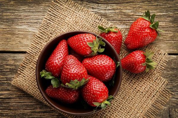 trái cây giải nhiệt
