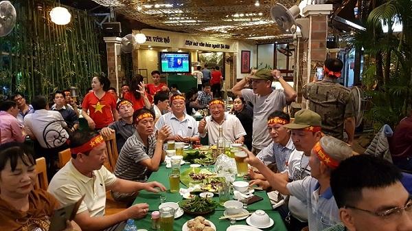 quán bia hơi Hà Nội ngon