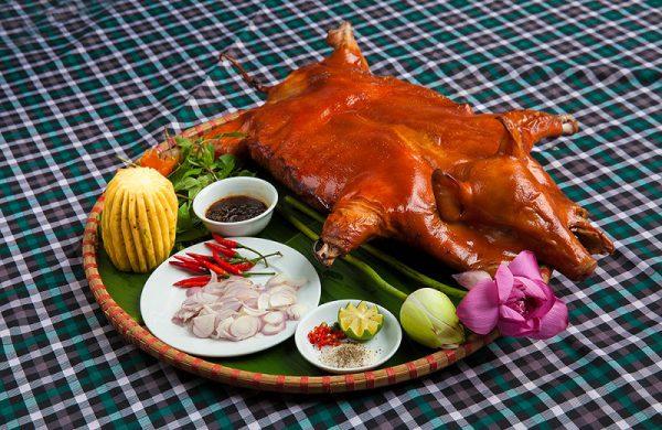 Các món ăn mới hấp dẫn tại Ẩm thực Vân Hồ 2B Hoa Lư