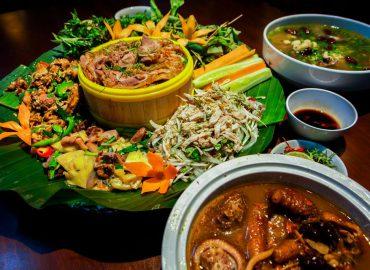 Ẩm thực Vân Hồ – tinh hoa ẩm thực Việt