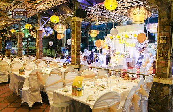 Địa điểm nào tổ chức tiệc cuối năm thích hợp cho dân văn phòng?