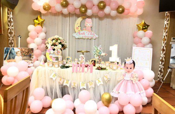 Địa điểm tổ chức tiệc sinh nhật lý tưởng cho mọi người lựa chọn