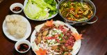Điểm danh những món lẩu ngon tại Ẩm thực Vân Hồ