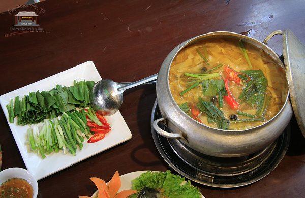 Giải mã sức hút của món cá om chuẩn vị Hà Thành tại nhà hàng Vân Hồ