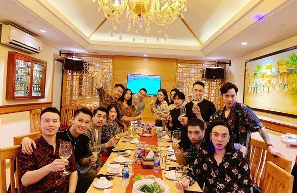 Cuối tuần rồi, cùng gia đình, bè bạn đến Vân Hồ nhậu thôi!