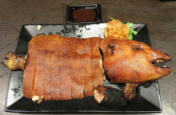 Lợn sữa – Món ăn cầu kỳ xuất hiện trong bữa tiệc xa hoa của Từ Hy thái hậu