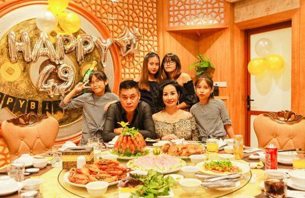 Lựa chọn nhà hàng phù hợp để tổ chức tiệc tất niên cho cả gia đình