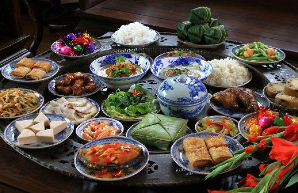 Đến từng vùng miền khám phá các món ăn đặc trưng ngày Tết