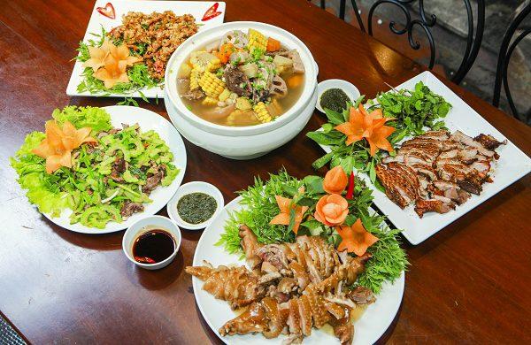 Món ăn từ thịt nhím không chỉ ngon mà còn tốt cho sức khỏe