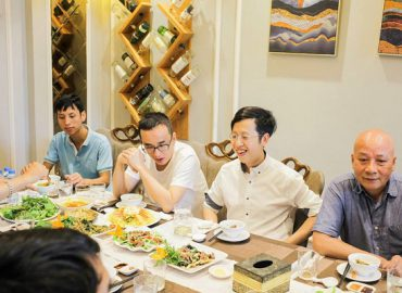 Nhà hàng bia hơi Hà Nội – điểm đến khó quên của thực khách