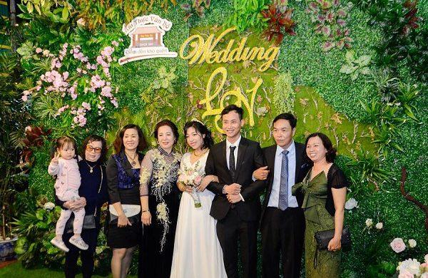 Ẩm thực Vân Hồ – nhà hàng tổ chức tiệc cưới giá rẻ Hà Nội