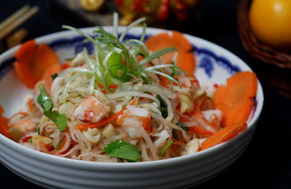 Những món ăn ngon chống ngán hiệu quả sau Tết