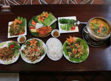 Những món ăn từ cá thơm ngon, hấp dẫn tại nhà hàng Vân Hồ