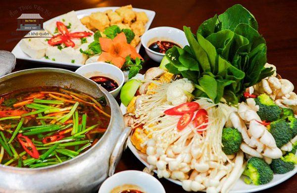 Quán ăn nào dành cho người đam mê ẩm thực Hà Thành?