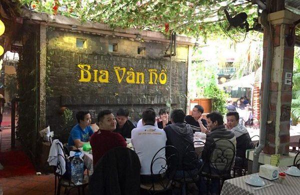 Quán bia Vân Hồ – Điểm khác biệt tạo nên thương hiệu