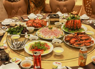 Trải nghiệm ẩm thực và không gian ấn tượng tại nhà hàng Vân Hồ