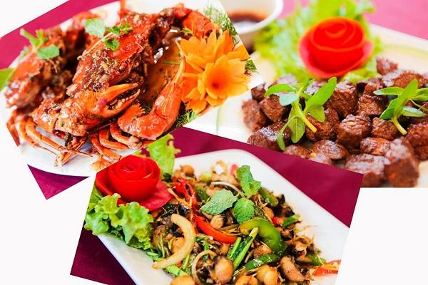 nhà hàng ăn gia đình giá rẻ Hà Nội