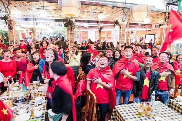 quán bia đẹp ở Hà Nội