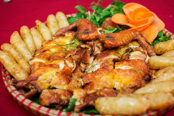 nhà hàng món ngon Hà Nội