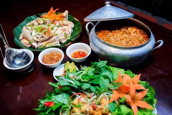 Nhà hàng ăn tổ chức sinh nhật tại Hà Nội