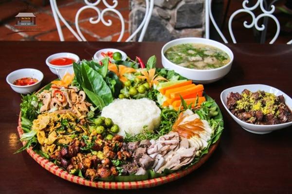 Nhà hàng ăn gia đình Hà Nội