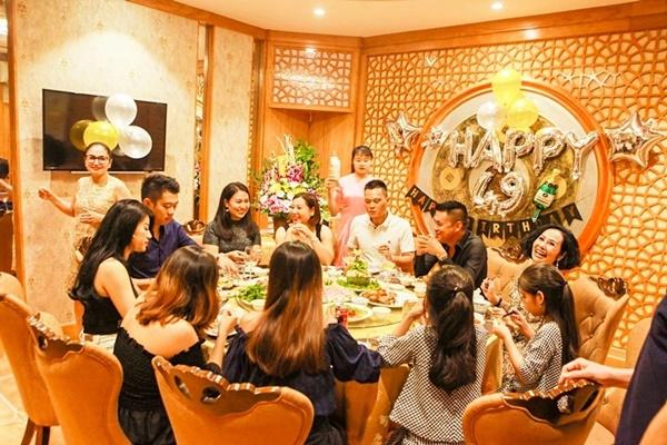 Nhà hàng chuyên tổ chức sinh nhật tại Hà Nội