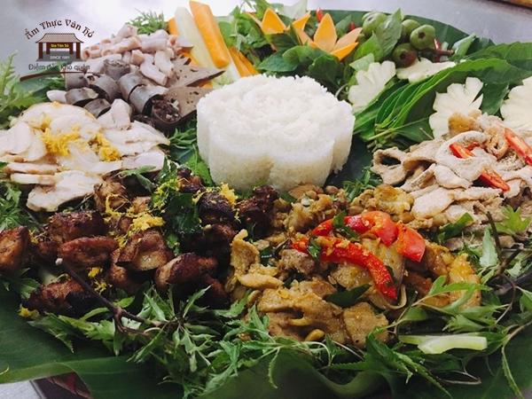 Quán ăn ngon cho gia đình ở Hà Nội