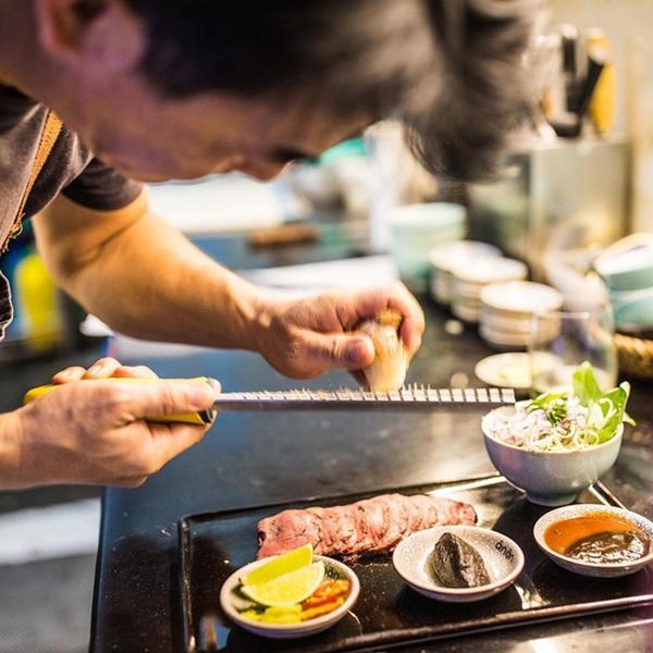 Nhà hàng ăn ngon sang trọng tại Hà Nội