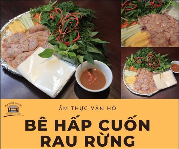 Nhà hàng ăn uống tại Hà Nội