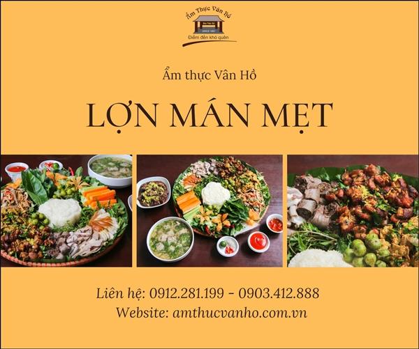 Nhà hàng món ăn Việt ngon tại Hà Nội