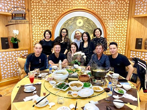 nhà hàng ăn trưa ngon tại Hà Nội