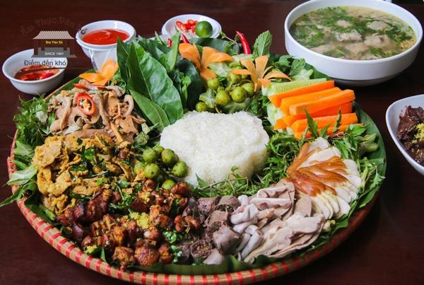 Quán ăn gia đình tại Hà Nội