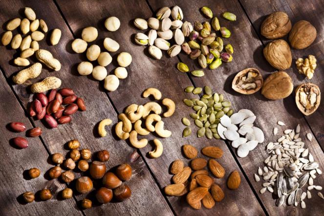 Các loại hạt