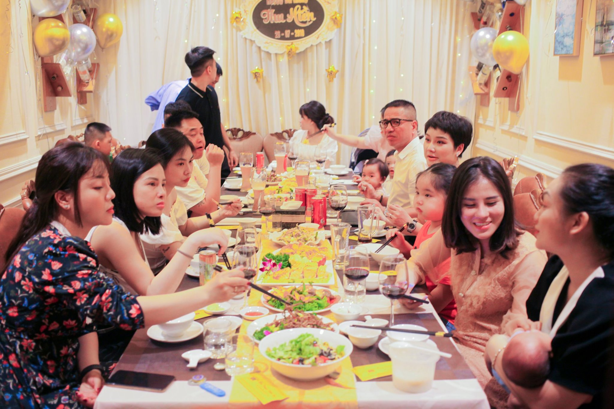Địa điểm tổ chức sinh nhật tại Hà Nội