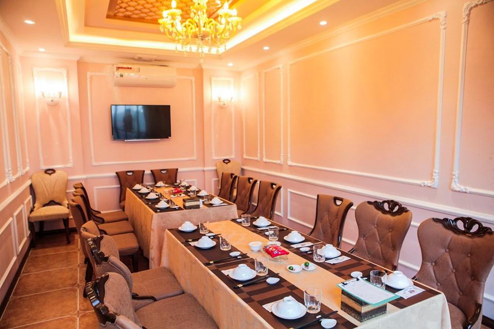 Nhà hàng tổ chức tiệc hội nhóm - Ẩm thực Vân Hồ