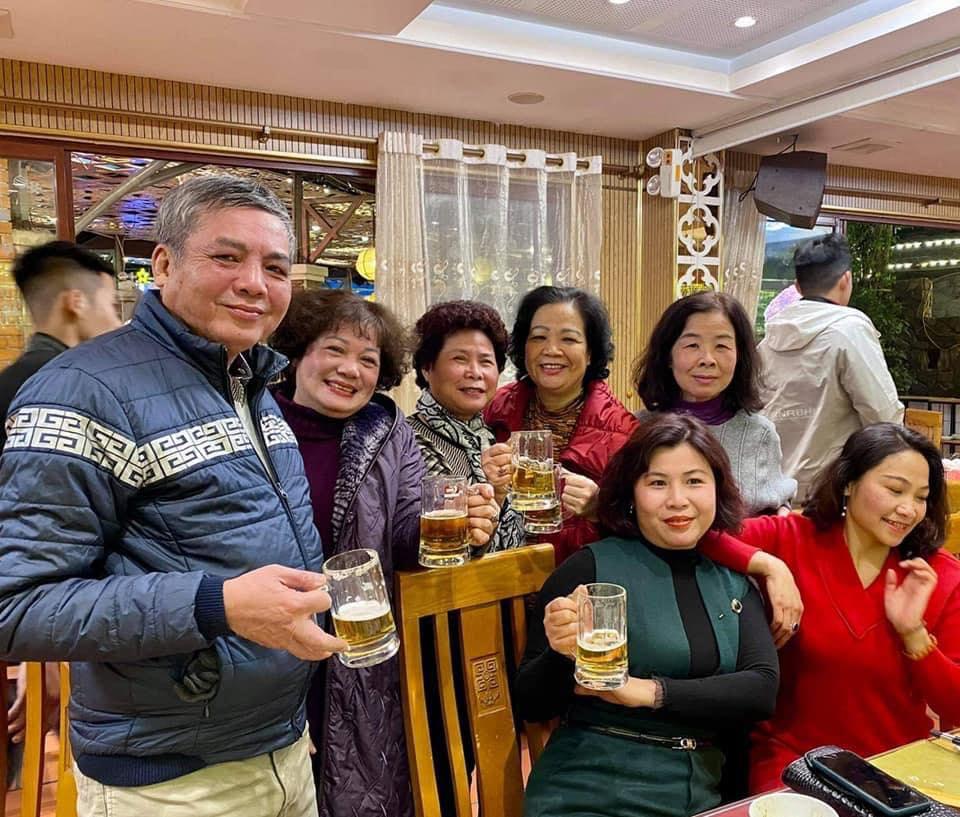 Nhà hàng tổ chức tiệc liên hoan tại Hà Nội