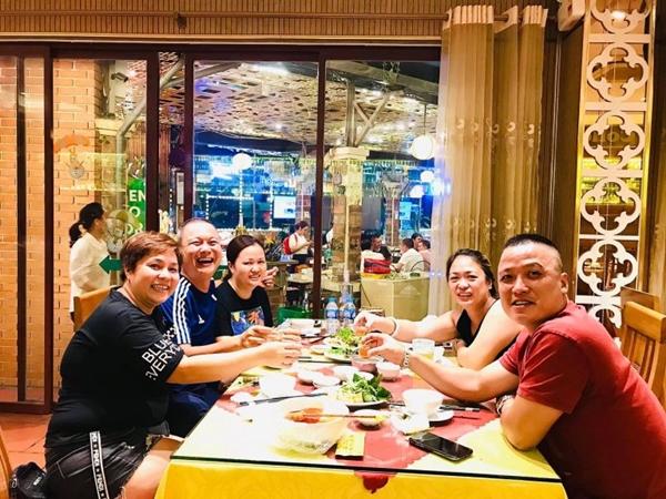nhà hàng tổ chức tiệc liên hoan quận Hai Bà Trưng