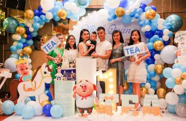 Nhà hàng tổ chức sinh nhật tại Hà Nội chất lượng