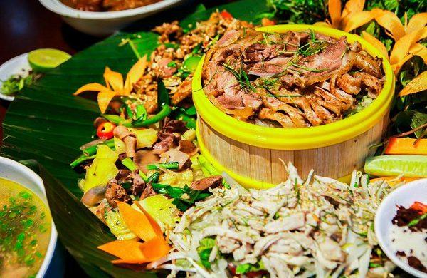 Ẩm thực Vân Hồ – Nhà hàng ăn ngon cho 500 anh em liên hoan 30/4