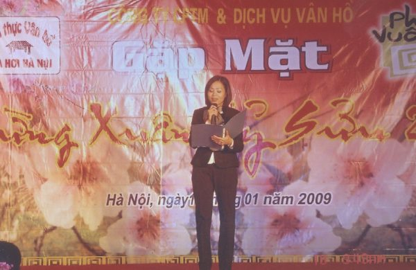 Ẩm thực Vân Hồ – Tổ chức gặp mặt cuối năm