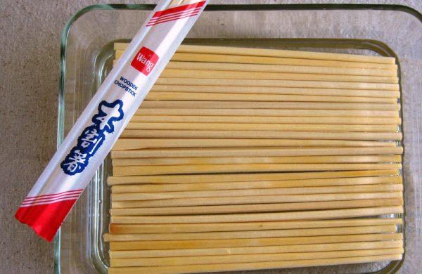 Cách loại bỏ ẩm mốc trên đũa gỗ bằng đơn giản bằng các loại gia vị có sẵn trong nhà