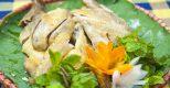 Cách nấu món gà hấp lá sen hấp dẫn, thơm ngon và cực bổ dưỡng
