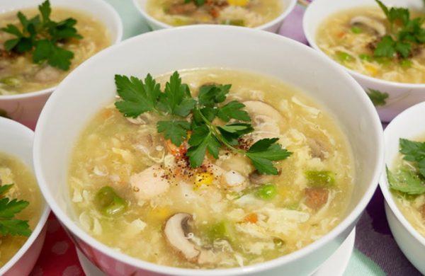 Cách nấu súp thịt bằm trứng cút thơm ngon cho cả gia đình