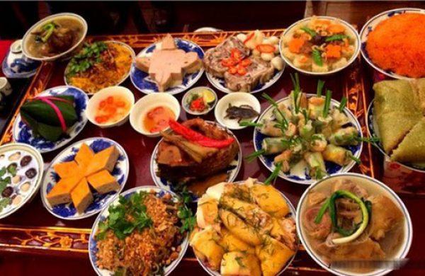 Có gì trên mâm cỗ Tết truyền thống của người Hà Nội?
