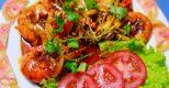 Cuối tuần trổ tài làm món tôm sốt chua ngọt thơm ngon