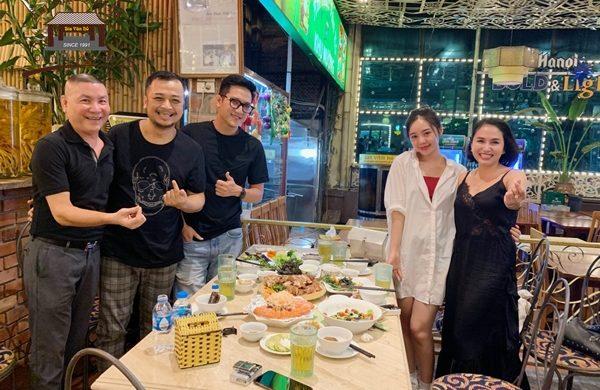 Địa chỉ nhà hàng ăn ngon ở Hà Nội có không gian độc đáo